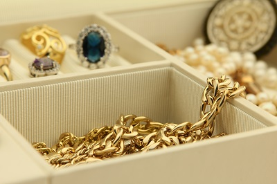 image of jewelry in box